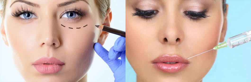 Ін'єкційна косметологія: контурна пластика