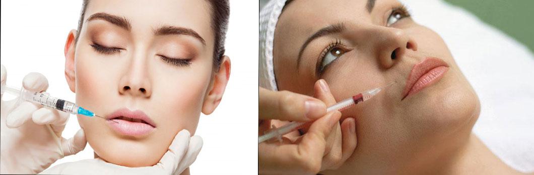 Ін'єкційна косметологія: мезотерапія